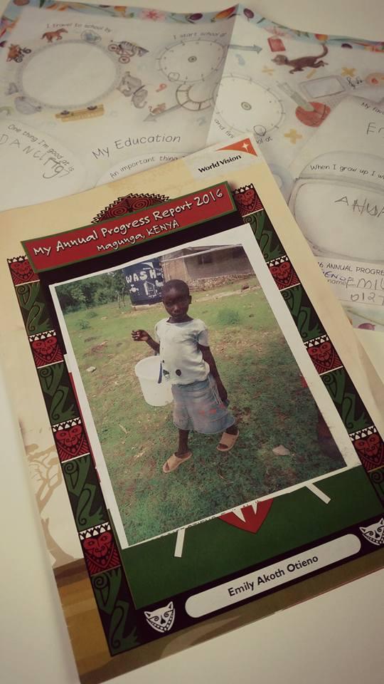 Post aus Kenia